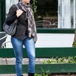 Heels-at-street. Boots in Oranjewoud Friesland